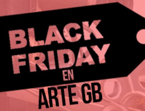 Black Friday en ArteGB Formación con descuentos en nuestros cursos online y títulos