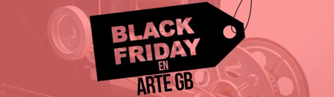 Black Friday, Black Friday en ArteGB Formación con descuentos en nuestros cursos online y títulos