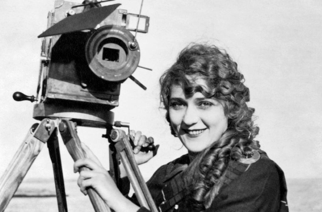 Alice Guy, Hijas de Alice Guy ¿Cómo sería el cine incluyendo los nombres de ellas?