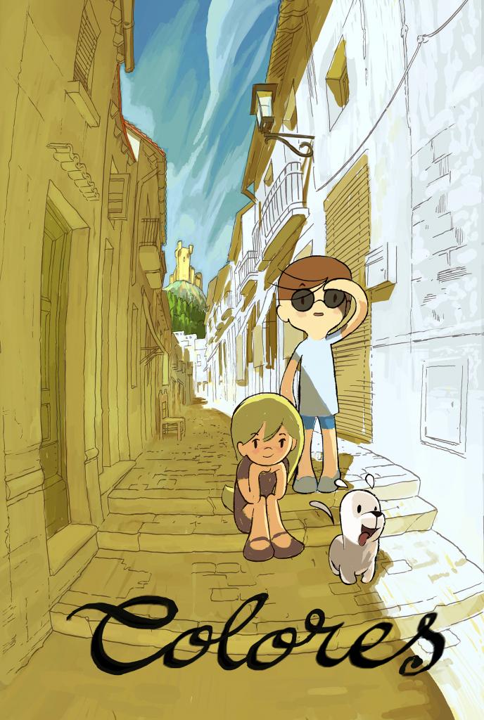 Colores, Colores, el cortometraje de animación por la amistad