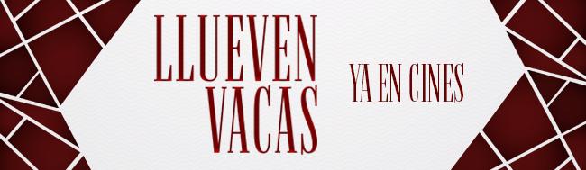 LLUEVEN VACAS