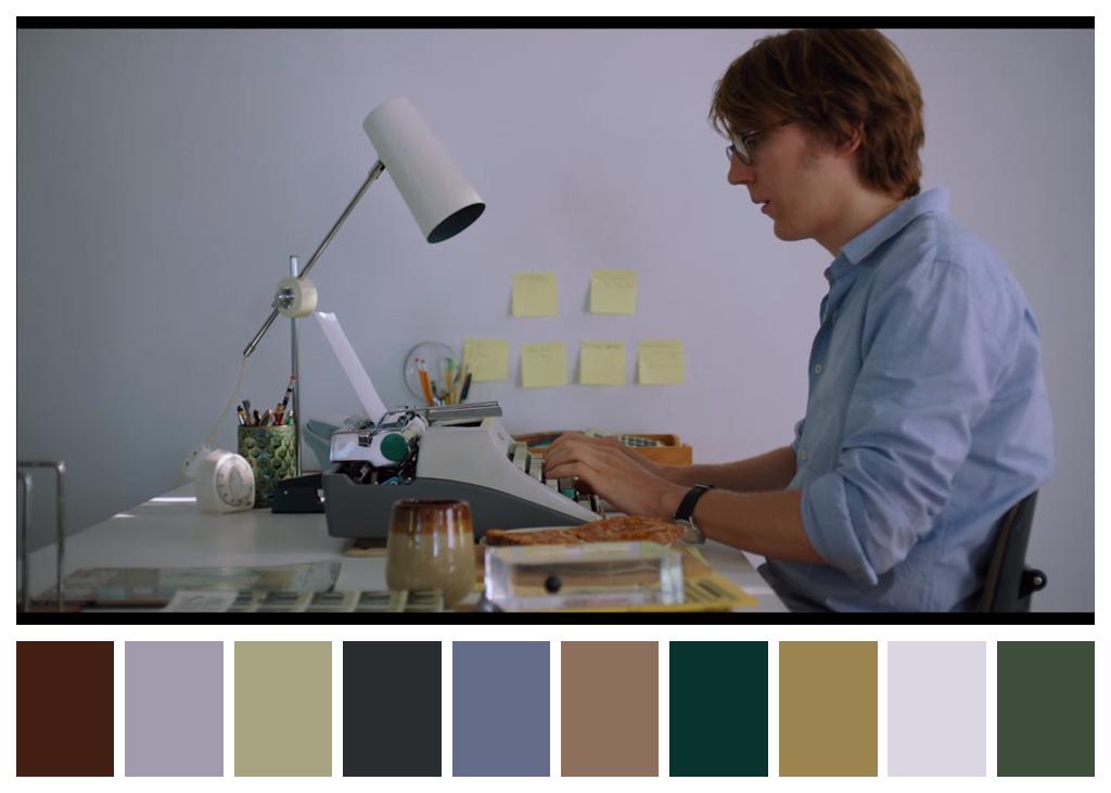 cine, ¿Y tú que color de cine eres? VOL 1
