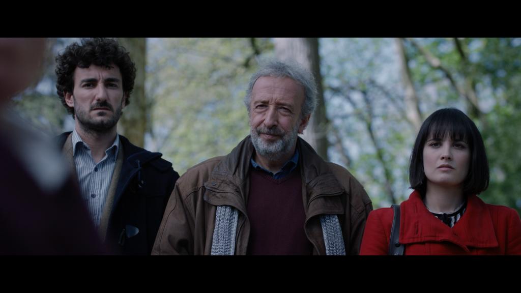 """Cuando dejes de quererme, Eduardo Blanco: """"Hacer una película es la suma de milagros, como la vida"""""""