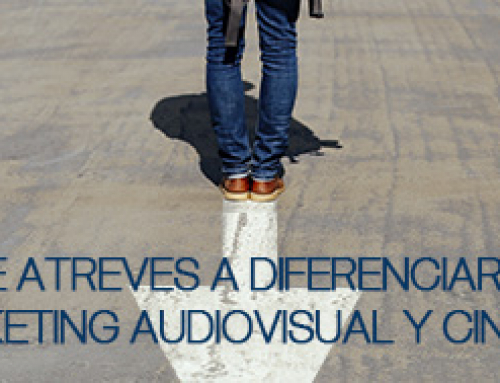 ¿Te atreves a diferenciarte? Curso de Marketing Audiovisual y Cinematográfico