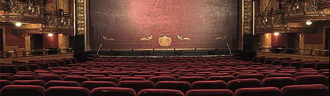 Teatro, Por el Día Mundial del Teatro, adaptación teatral de 1984 en Madrid