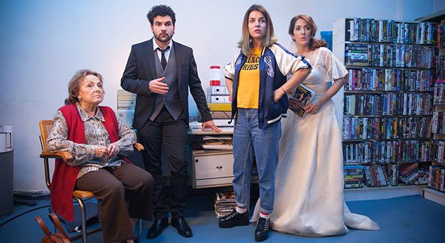 Blue Rai, Blue Rai, una película que cumple con su propósito de hacernos reír