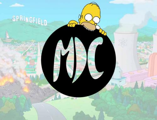 Día Mundial de los Simpson ¿Qué fue antes, el donut o la manzana?