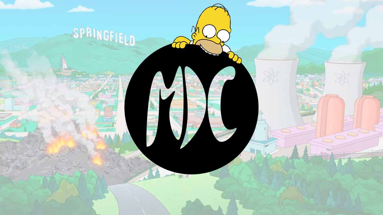 Día Mundial de Los Simpson, Día Mundial de los Simpson ¿Qué fue antes, el donut o la manzana?