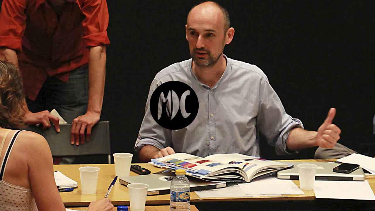 Carlos Martínez-Abarca, Seminario Dirección-interpretación: MÁS ALLÁ DEL TEXTO – MÁS ALLÁ DEL DIRECTOR con Carlos Martínez-Abarca