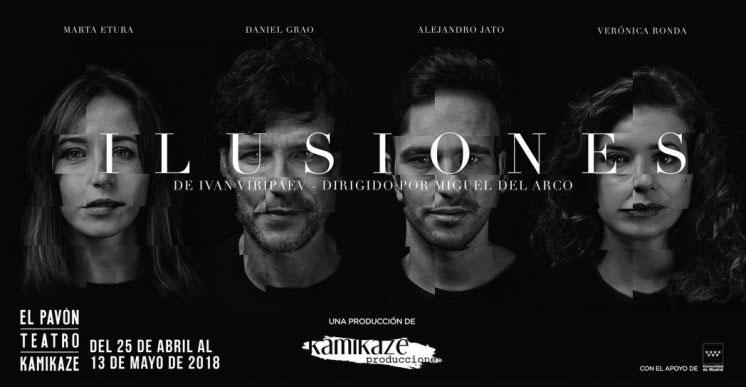 obras de teatro Madrid, 5 obras de teatro para disfrutar en Madrid en mayo