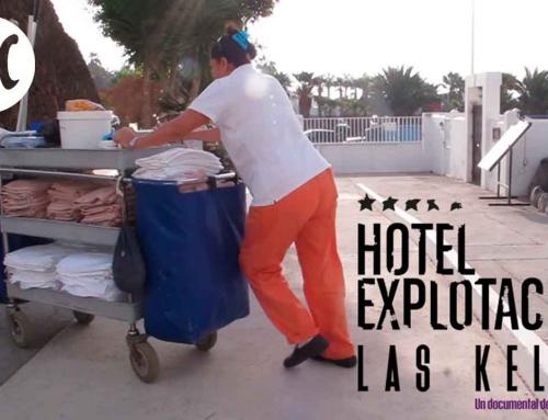 Isabel Coixet, mecenas de lujo en la campaña de crowdfunding de la película documental Hotel Explotación: Las Kellys