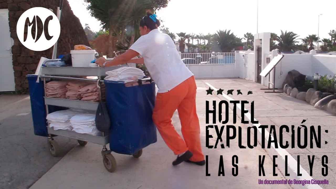 Kellys, El documental Hotel Explotación: Las Kellys de Georgina Cisquella lanza su campaña de crowdfunding