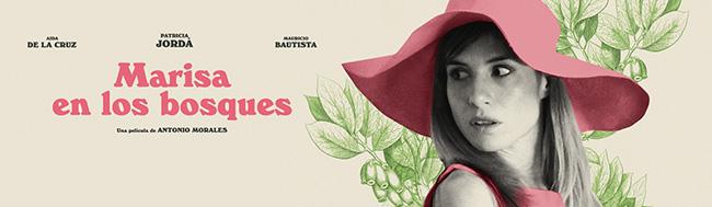 Marisa en los bosques, Marisa en los bosques, de Antonio Morales participará en Panorama España del FICLPGC