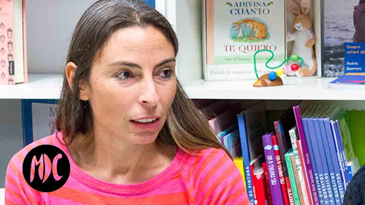 """Olga Ibarra, Entrevista Olga Ibarra, autora del libro """"¡Déjame en paz! Yo soy de colores, ¿y tú?"""""""