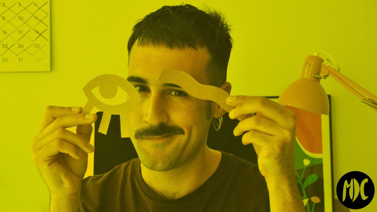 José A. Roda, Entrevista al artista José A. Roda