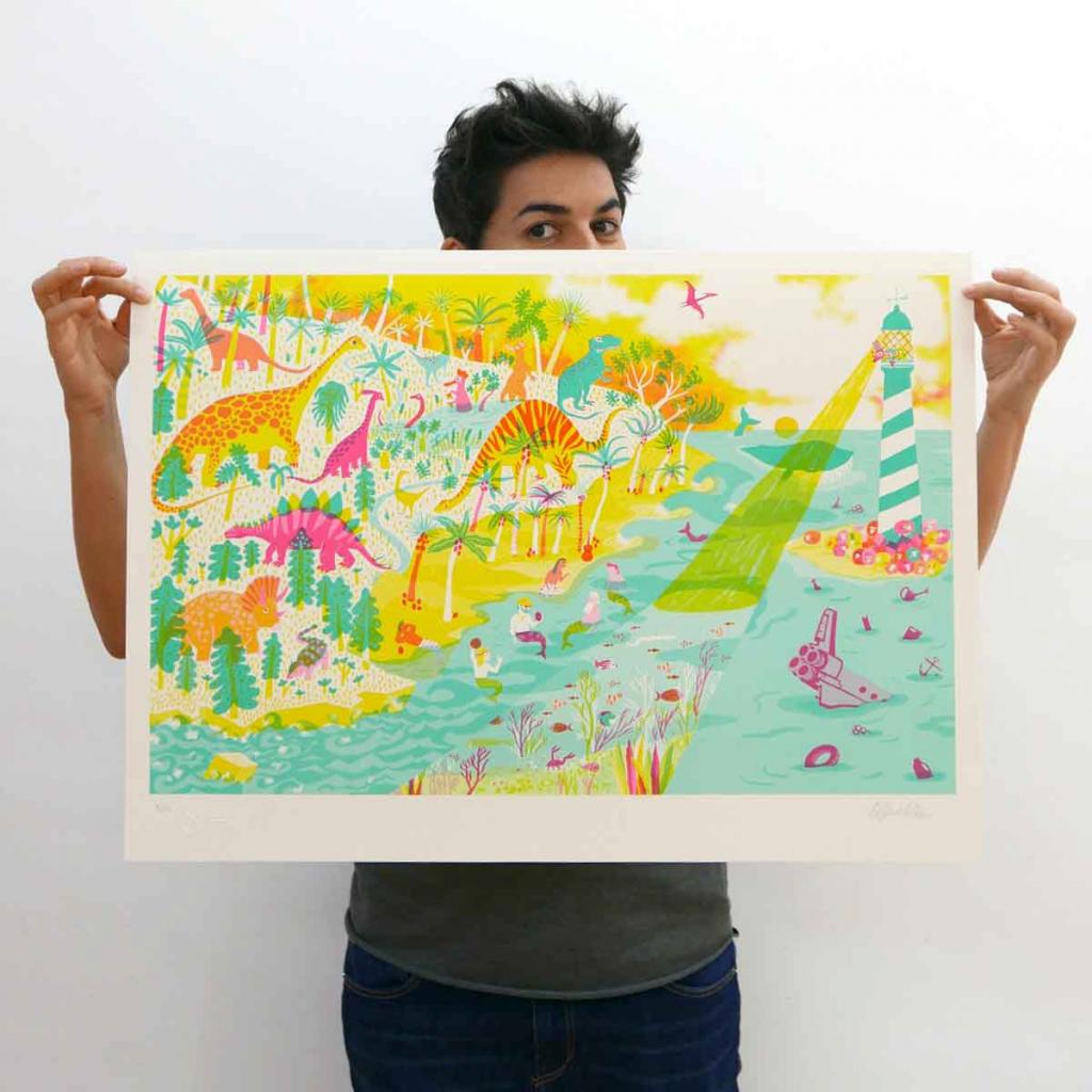 8M, Ellas ilustran el futuro: Un 8M ilustrado en Más de Cultura