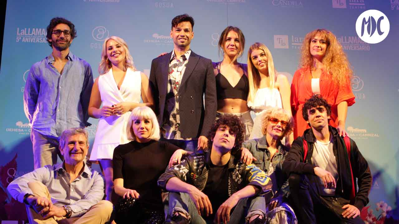 LA LLAMADA, LA LLAMADA presenta la 5ª Temporada de su musical