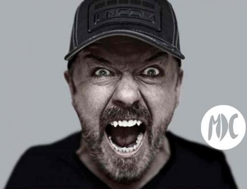 La lengua afilada de Ricky Gervais habita en Netflix