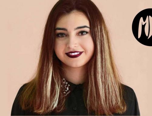 Ángela Bonilla, 19 años, 3 novelas y la adaptación al cine del «La dama de la rosa»