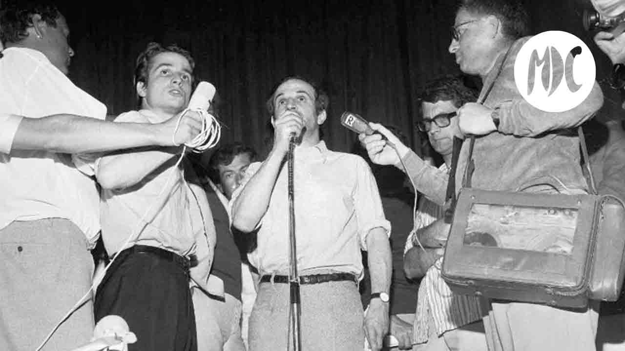 Mayo del 68, Mayo del 68: el discreto encanto de los cineastas
