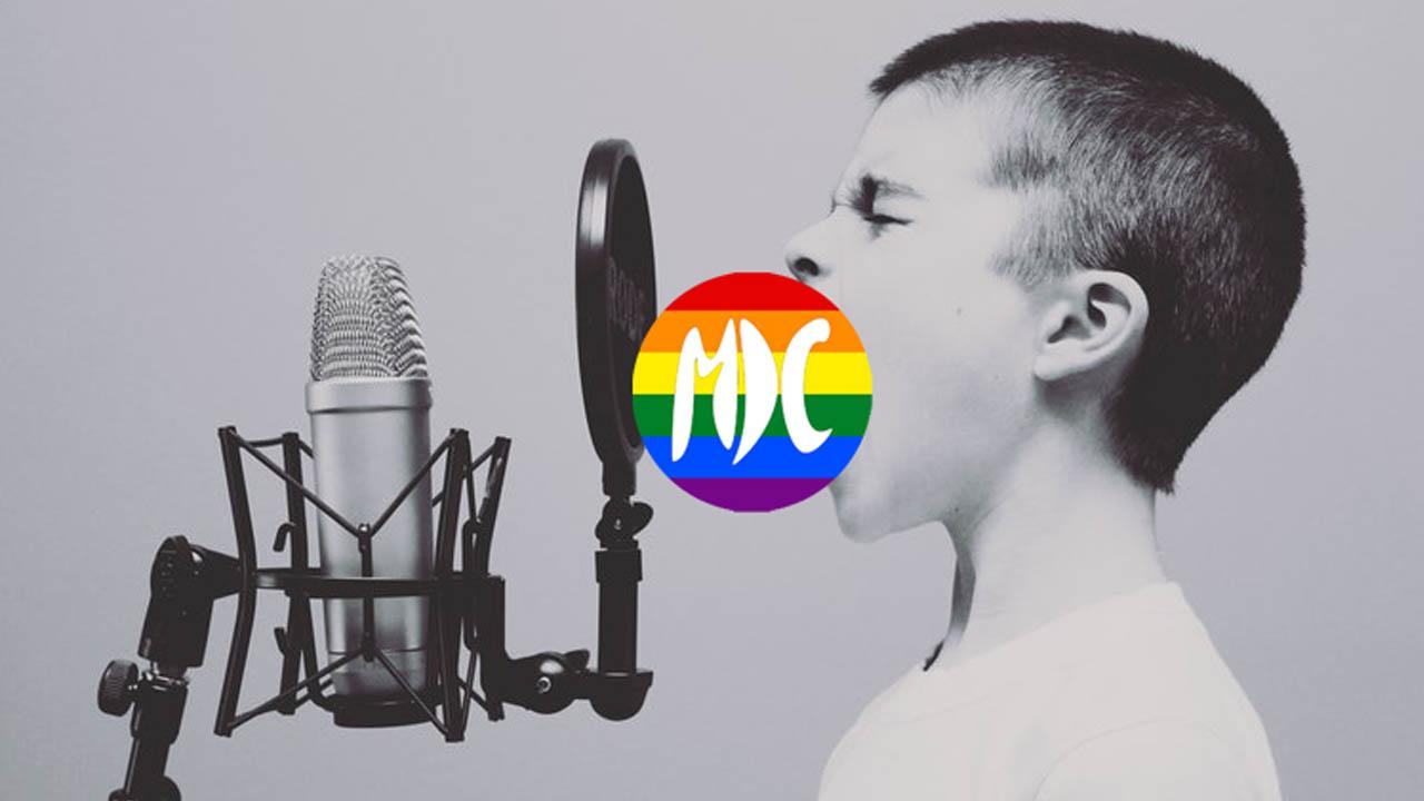 contra la homofobia, Música contra la homofobia, una playlist muy tolerante