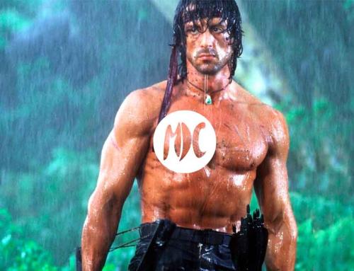 Stallone inspirado por Muhammad Alí o ¿Por qué nos sigue interesando Rambo?