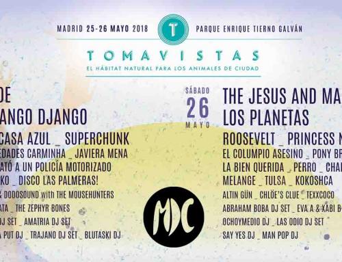 Tomavistas: un festival de música con espíritu tranquilo