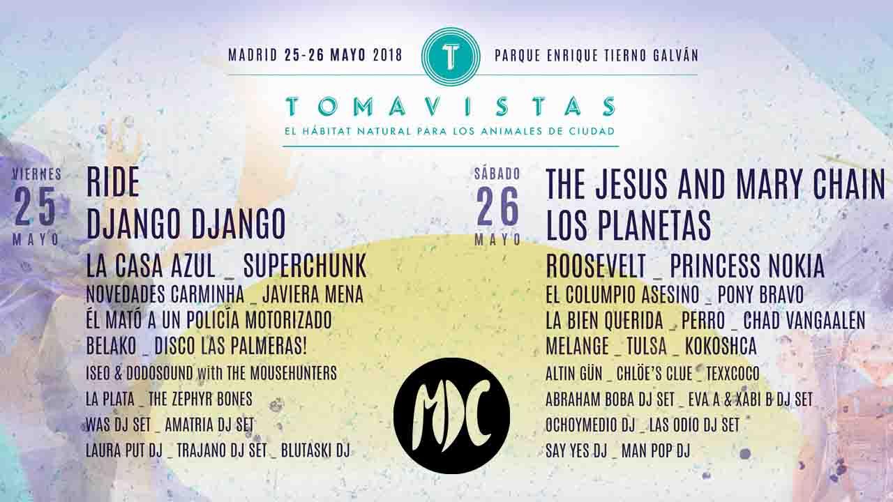 Tomavistas, Tomavistas: un festival de música con espíritu tranquilo
