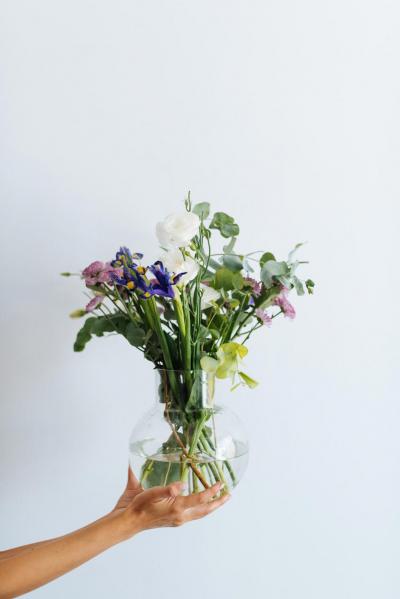 Flores, Wildflowers. La esencia del campo en la vida urbanita.