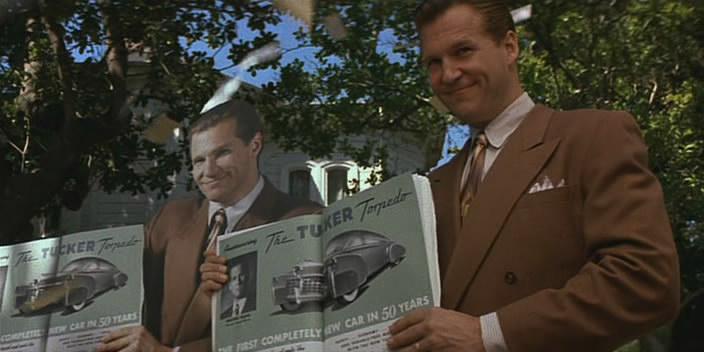 Tucker, 30 años de Tucker, el Coppola del motor
