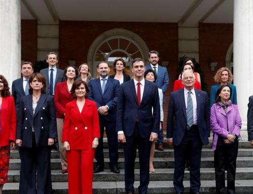 Consejo de Ministras con Màxim Huerta