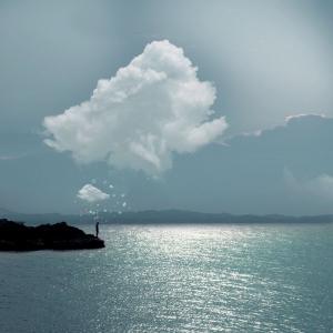 fotografía, La respuesta a mis preguntas está en una nube