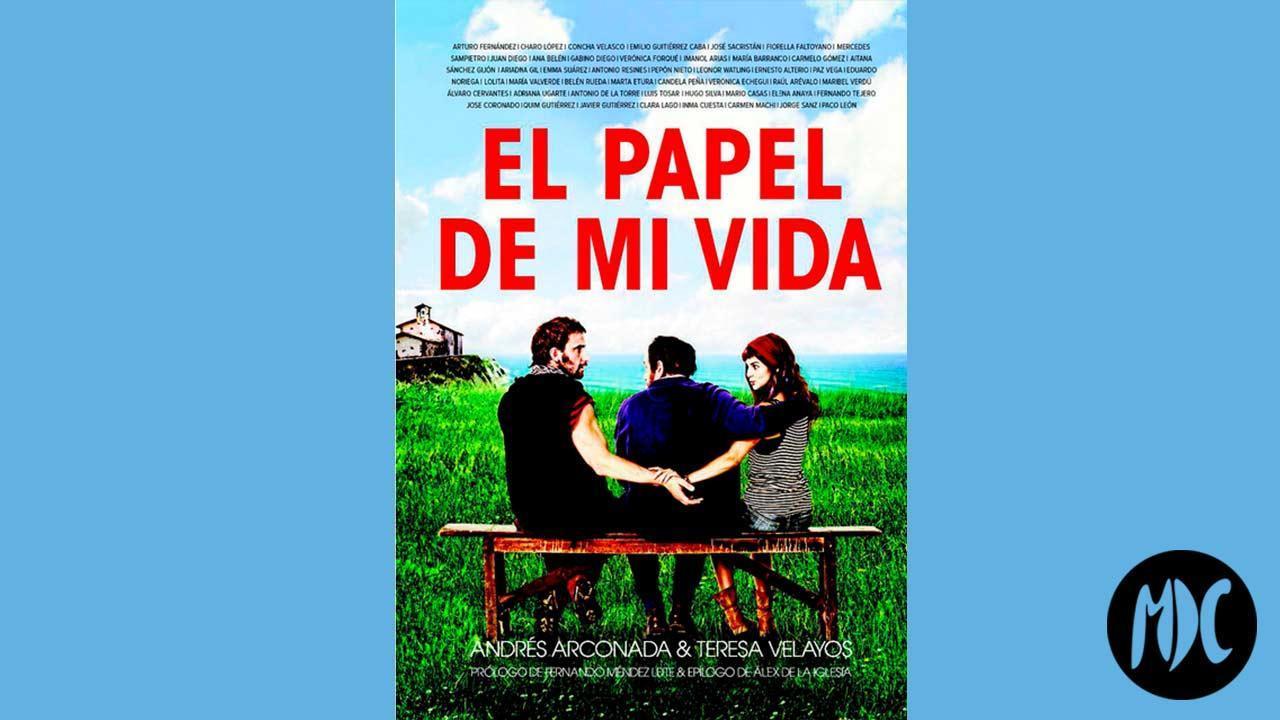 cine, Un libro de entrevistas que homenajea al cine español escrito por dos Obi-Wan