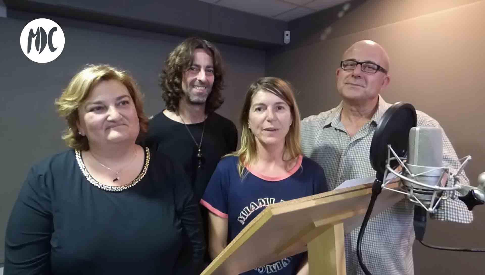 Forges, Forgeseando: los actores de doblaje ponen voz a las viñetas de Forges