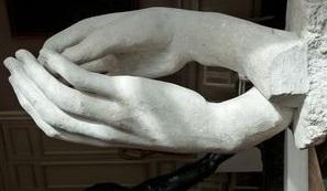 escultora, El vestido azul. 30 años de encierro de una escultora genial.