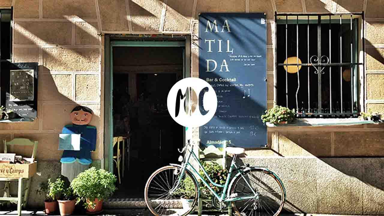 Matilda, Matilda, la cantina que te espera en el Barrio de las Letras