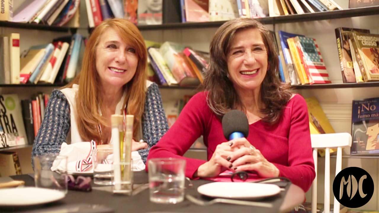 Cenas Delirantes, Así fue la primera de las Cenas Delirantes con Gracia y Sole Olayo