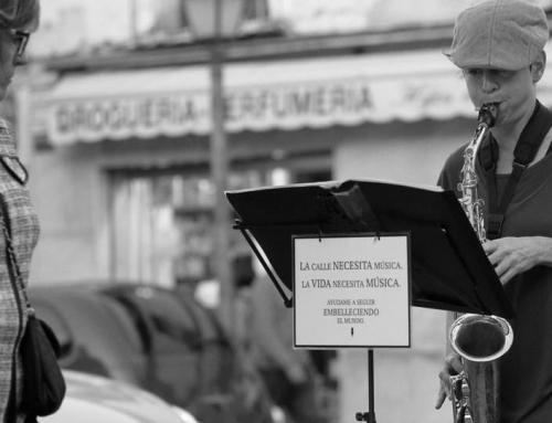 """Flor Goldstein: """"El arte callejero es el escenario más democrático, es cultura"""""""