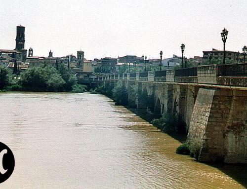 Si nos coge la muerte que nos encuentre a orillas del Ebro