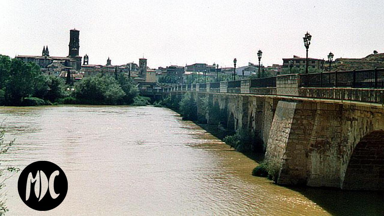 Ebro, Si nos coge la muerte que nos encuentre a orillas del Ebro