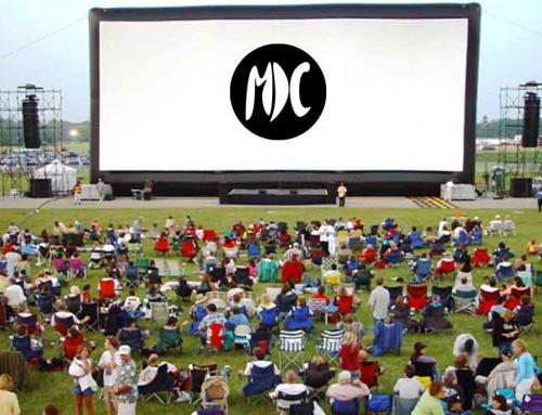 Películas bajo las estrellas: cine al aire libre en Madrid