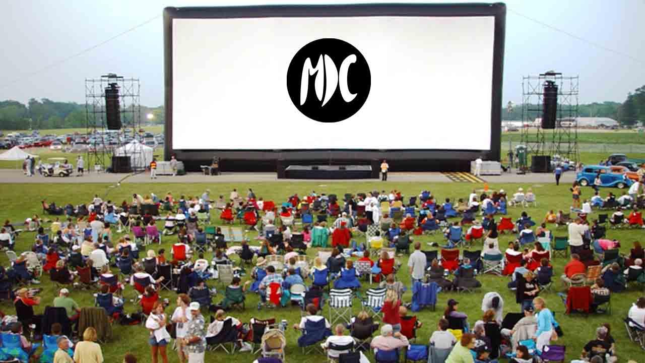 cine, Películas bajo las estrellas: cine al aire libre en Madrid