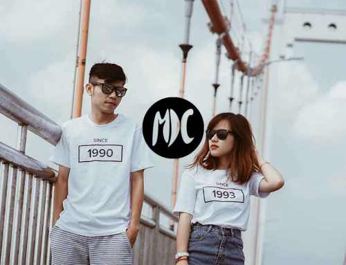 Este verano: camiseta blanca con mensaje
