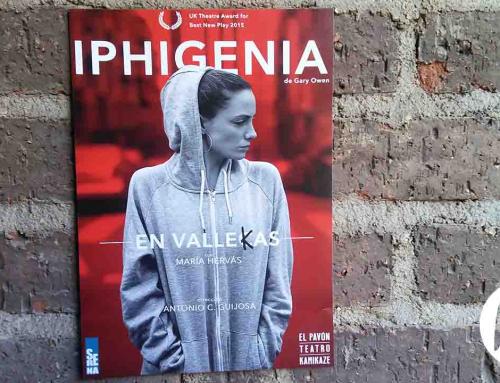 Teatro comprometido que emociona: Iphigenia en Vallecas