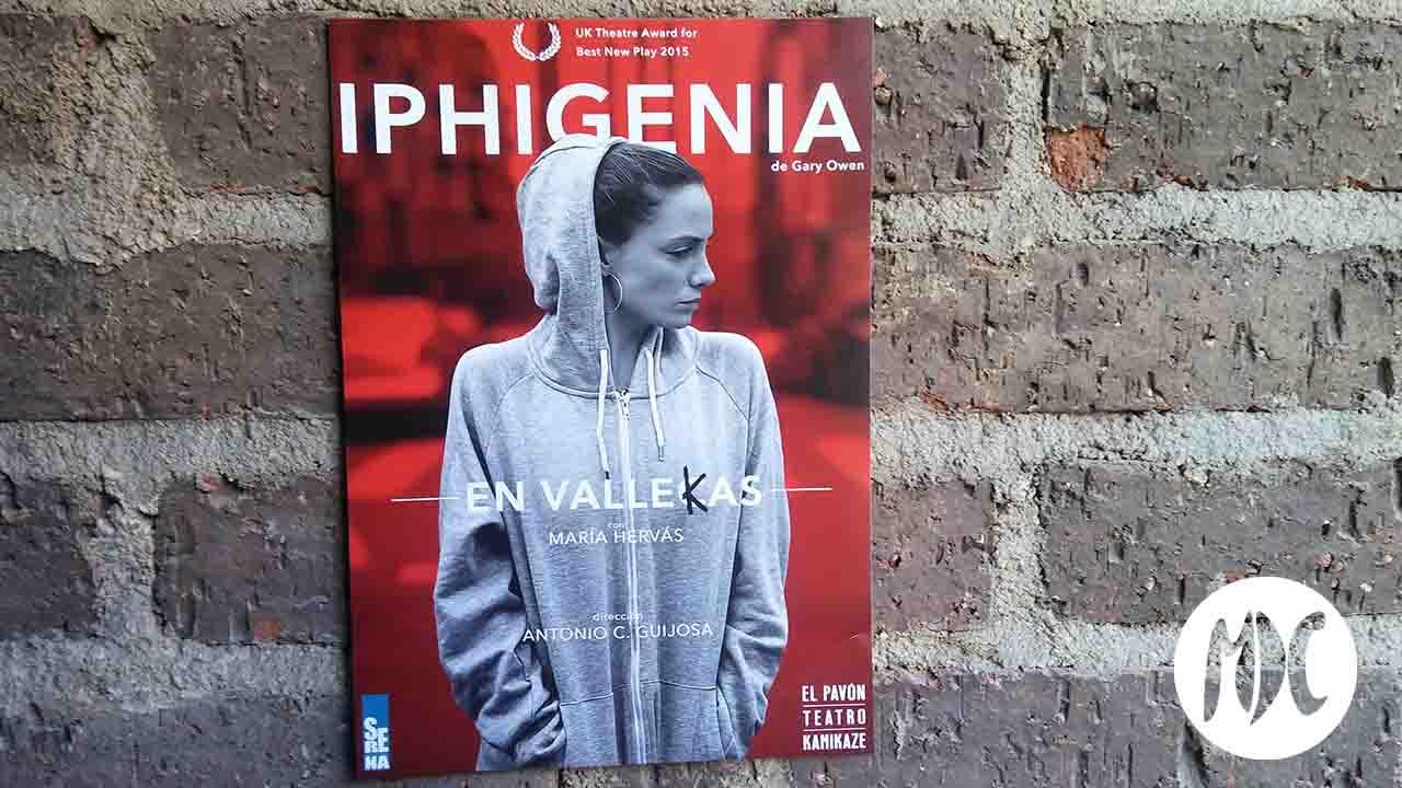 Iphigenia en Vallecas, Teatro comprometido que emociona: Iphigenia en Vallecas