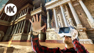 Teatro Romano Realidad Virtual