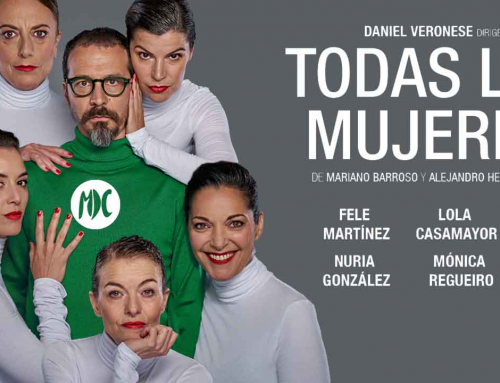 La adaptación teatral de TODAS LAS MUJERES llega a Madrid este verano