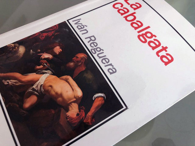 Iván Reguera, Iván Reguera: «un libro porque tenga palabras no es literatura».