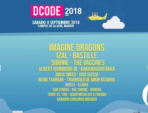 DCODE Festival, música para la rentrée