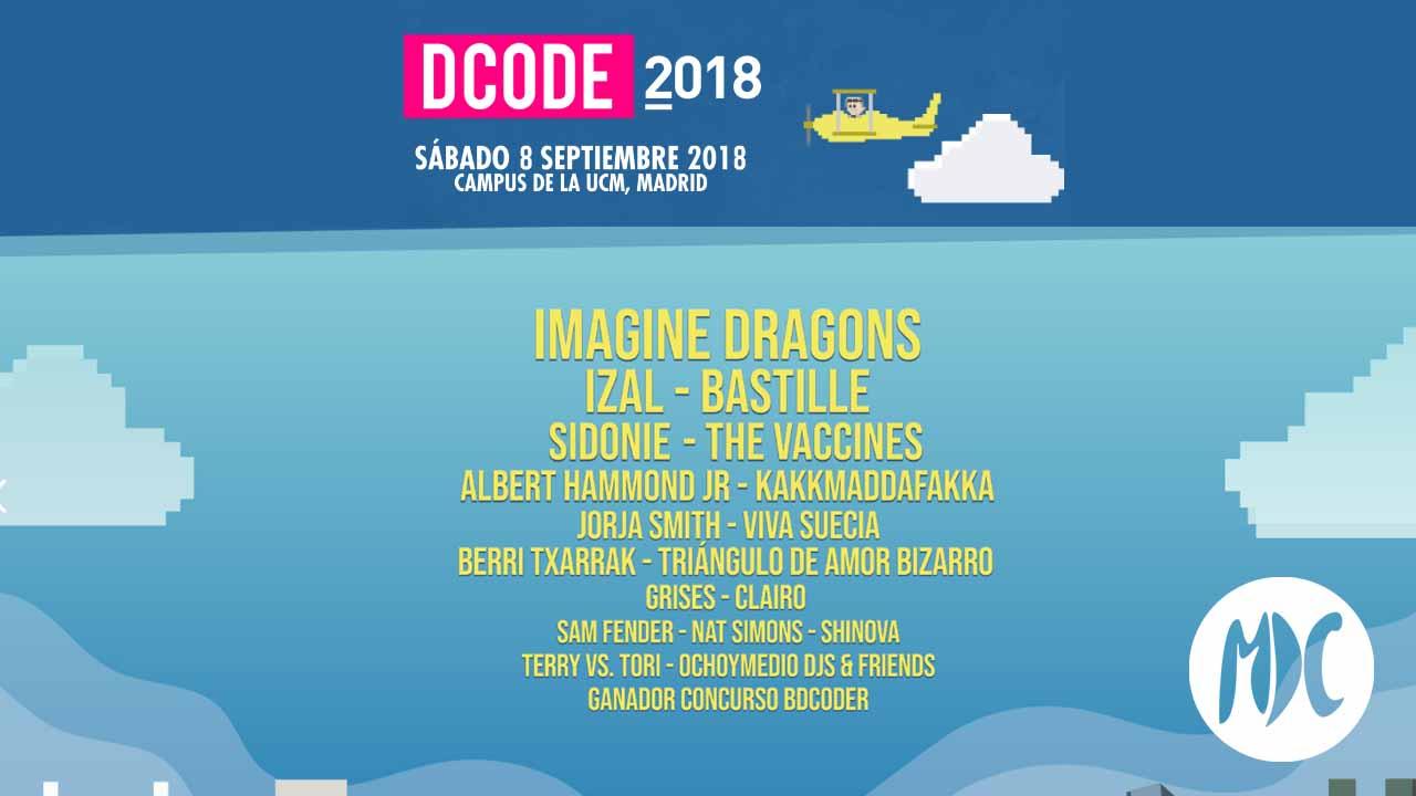DCODE, DCODE Festival, música para la rentrée